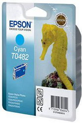 Струйный картридж Epson C13T04824010 синий