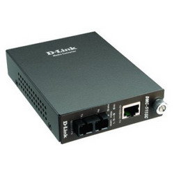 DMC-515SC, Media Converter Module, Fast Ethernet Twisted-pair to Fast Ethernet Single-mode Fiber, (15km, SC) DMC-515SC