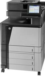 МФУ HP Color LaserJet Enterprise flow MFP M880z A2W75A