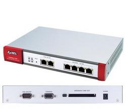 Межсетевой экран с двумя WAN-интерфейсами и демилитаризованной зоной ZyWALL 35 EE