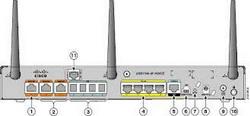 Wi-Fi точка доступа Cisco C887VA-W-E-K9