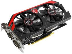 Видеокарта MSI GeForce GTX 750 Ti 1085Mhz PCI-E 3.0 2048Mb 5400Mhz 128 bit DVI HDMI HDCP