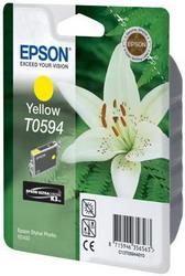 Струйный картридж Epson TO594 желтый