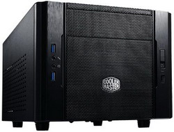 Корпус Cooler Master Elite 130 w/o PSU Black
