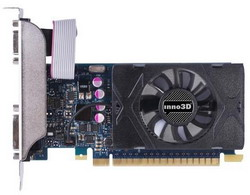 Видеокарта InnoVISION GeForce GT 730 902Mhz PCI-E 2.0 2048Mb 5000Mhz 64 bit DVI HDMI HDCP