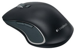 Мышь Logitech Wireless Mouse M560 Black USB 910-003883