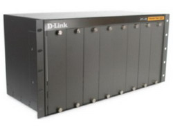 DPS-900, 8-slot chassis allows up to 8 DPS-200, DPS-300 and/or DPS-500 to be deployed in a standard equipment rack DPS-900