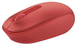 Мышь Microsoft Wireless Mobile Mouse 1850 Red USB