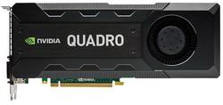 Видеокарта PNY Quadro K5200 PCI-E 3.0 8192Mb 256 bit 2xDVI VCQK5200-PB