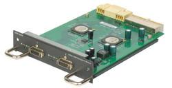 DEM-420CX, 10 Gigabit Ethernet Module with 2 CX4 ports Модуль 2хCX4 10Giga, для DGS-33XX и DXS-33XX DEM-420CX