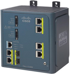 Маршрутизатор Cisco IE-3000-4TC