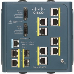 Маршрутизатор Cisco IE-3000-8TC