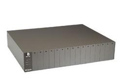 DMC-1000, Chassis-based Media Converter, 16 bays, 19