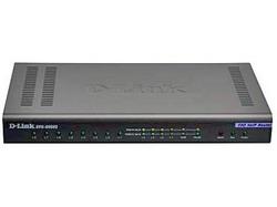 DVG-6008S, VoIP Gateway, 8хFXO, 4x10/100BASE-TX (LAN), 1x10/100BASE-TX (WAN) DVG-6008S