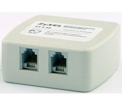 Сплиттер ADSL (Annex A) AS 6 EE (Annex A)