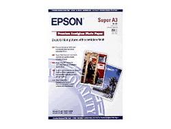 Высококачественная полуглянцевая фотобумага, A3+, 20 листов, 251 г/м2 EPPS041328
