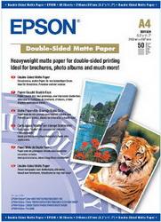 Особоплотная ярко-белая бумага с двусторонним матовым покрытием, A4, 50 листов, 178 г/м2 EPPS041569