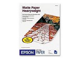 Ярко-белая плотная матовая бумага, A3+, 50 листов, 167 г/м2 EPPS041264