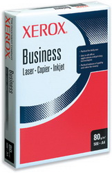 Бумага Business XEROX A4, 80г, 500 листов