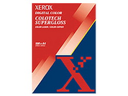 Xerox Бумага Colotech Supergloss, 210г, A4, 125 листов 003R97682