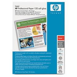 Мягкоглянцевая профессиональная бумага HP для лазерой печати, 120 г/ м2, A4, 200 листов Q6542A