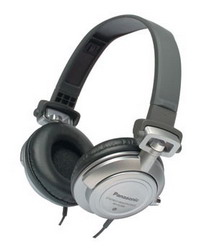 Наушники RP-DJ300E-S silver RP-DJ300E-S