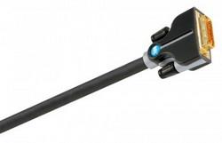 Кабель DVI Monitor Cable - Advanced High Speed 2.4M DL DVI AS-8 EU (122192) 122192