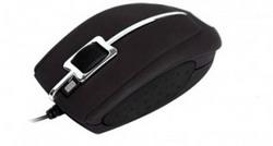 Мышь A4 X6-22D-1 black optical Glaser dual focus USB 2X Click (analogue OP-20) X6-22D-1 UP (BLACK)