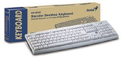 Клавиатура KB-06XE brown box USB G-KB06XE USB