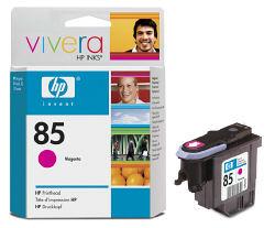 Пурпурная печатающая головка HP №85 C9421A