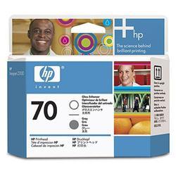 Печатающая головка HP №70, усилитель глянца и серый C9410A