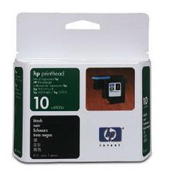 Черная печатающая головка HP № 10 C4800A