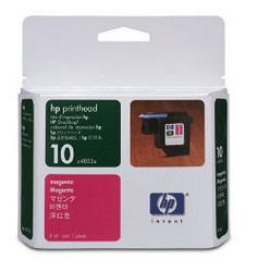 Пурпурная печатающая головка HP № 10 C4802A