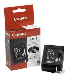 Картридж черный для факсов FAX-B100/110/120/140/150/155/820/840//MultiPASS 10 BX-3