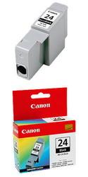 Чернильница черная для принтеров S200/S300//i320/i450/i470D//MPC190/200 BCI-24Black