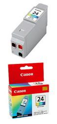 Чернильница цветная для принтеров S200/S300//i320/i450/i470D//MPC190/200 BCI-24Color