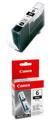 Чернильница черная для принтеров BJС-8200// S900/9000/800//i865/i905D/950/965/9100 BCI-6BK