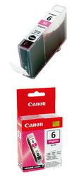 Чернильница пурпурная для принтеров BJС-8200// S900/9000/800//i560/i865/i905D/950/965/9100 BCI-6M