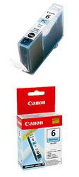 Фото чернильница голубая для принтеров BJС-8200// S900/9000/800//i905D/950/965/9100 BCI-6PC