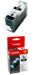 Чернильница черная для принтеров BJС-3000/6000/6100/6200/6500//S400/450/4500 BCI-3BK
