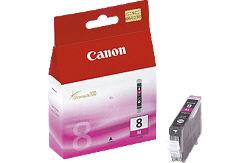 Чернильница пурпурная для принтеров PIXMA MP800/MP830/MP500/MP530/iP6600D/iP5200/ iP5200R/iP4200 CLI-8M