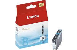 Фото чернильница голубая для принтеров PIXMA iP6600D CLI-8PC