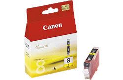 Чернильница желтая для принтеров PIXMA MP800/MP830/MP500/MP530/iP6600D/iP5200/ iP5200R/iP4200 CLI-8Y