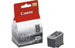 Картридж черный для принтеров PIXMA MP450/150/170//iP1200/1600/2200 PG-40