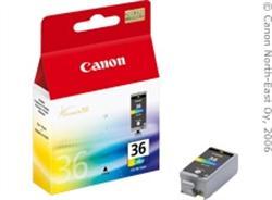 Экономичная упаковка картридж для PIXMA 260 mini+бумага, 50 страниц CLI-36 Chrom Pack