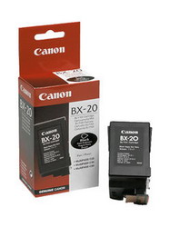 Картридж черный для факсов FAX-B160/180C/210C/215C/230C// EB10/15//MultiPASS C75/20/50/30 BX-20