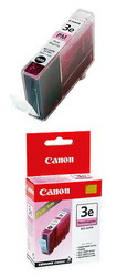 Фото чернильница пурпурная для принтеров BJС-3000/6000/6100/6200/6500//S400/450/4500 BCI-3PM