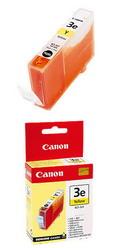 Чернильница желтая для принтеров BJС-3000/6000/6100/6200/6500//S400/450/4500 BCI-3Y