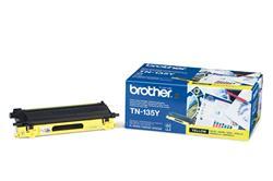 Тонер-картридж желтый для HL-4040CN/4050CDN/DCP-9040CN/MFC-9440CN, 5000 страниц TN-135Y
