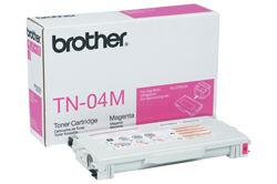 Тонер-картридж пурпурный для лазерных принтеров HL-2700CN и МФУ MFC-9420CN Brother, 6000 копий TN-04M